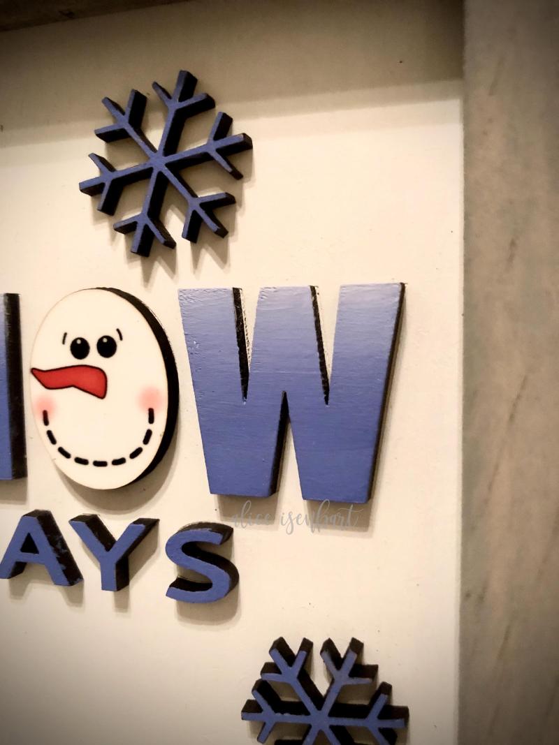 Snow Kit Sneak Peek