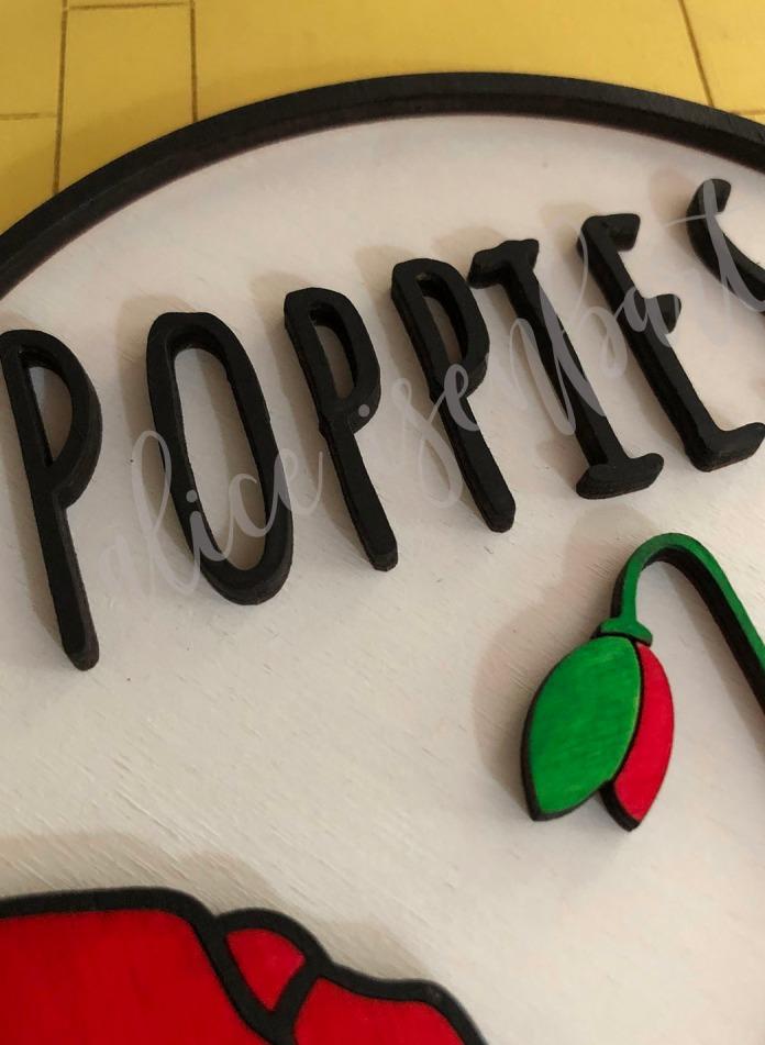 Poppies Sneak
